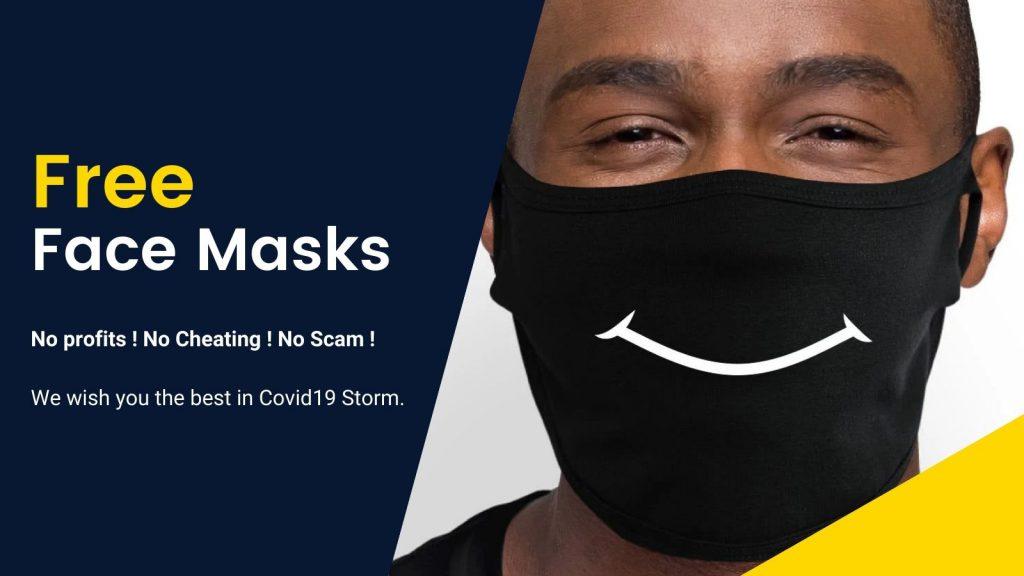 Free Mask Banner 2 - Mankini Store