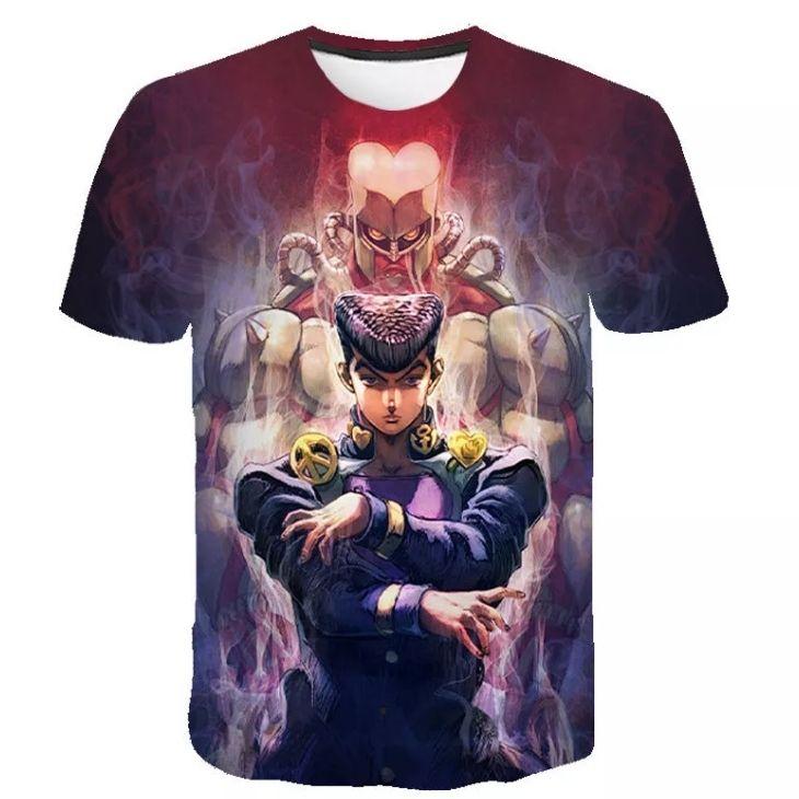 JJBA custom tshirt - Mankini Store