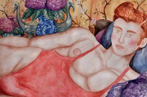 C - Tristan desnudo